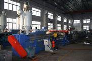 隆昌PPPC塑料中空格子板生产线