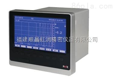 虹润液晶PID调节无纸记录仪