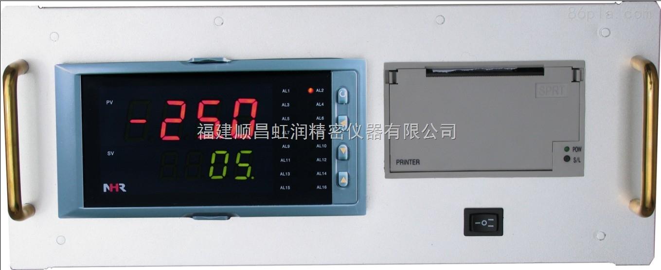 厂家直销NHR-5920系列多回路台式打印控制仪