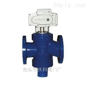 kdzl动态平衡电动调节阀_其他阀-中国塑料机械网图片