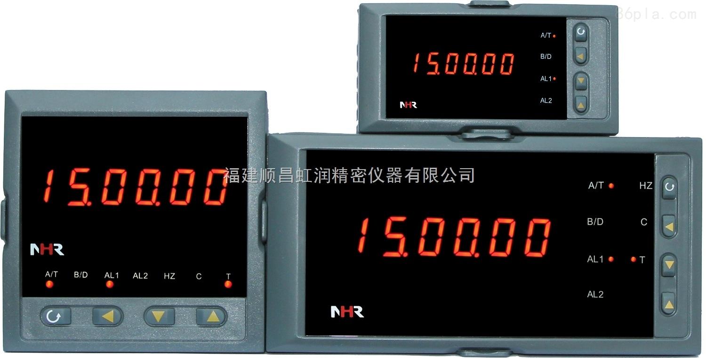 上海虹润推出NHR-2100/2200系列定时器/计时器