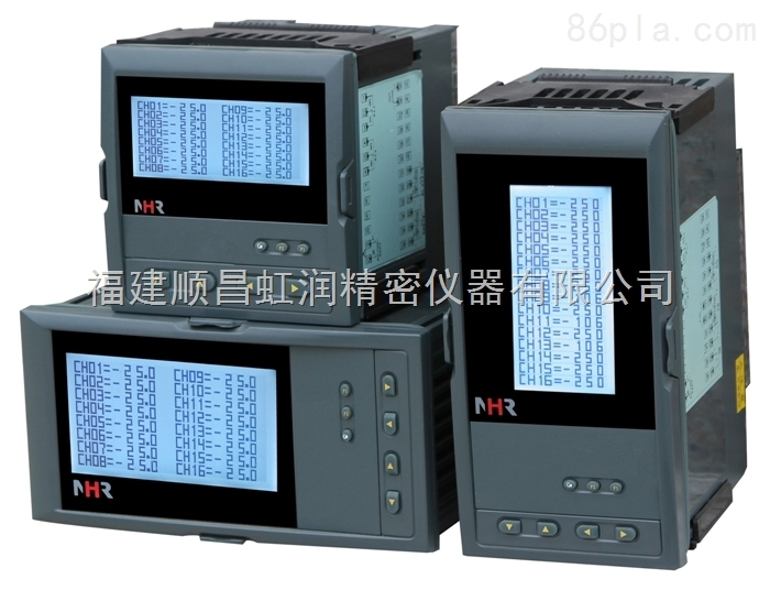 厂家直销NHR-7700系列液晶多回路测量显示控制仪