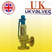 进口弹簧微启式安全阀.英国优科UK阀门