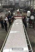 PVC石塑仿大理石設備生產線
