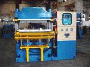 一站双机平板硫化机、小型平板硫化机