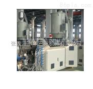 PE200-400塑料管材生产线