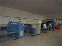 塑料土工格室土工片材生产线
