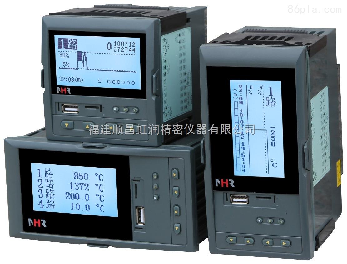 虹润推出液晶汉显控制仪