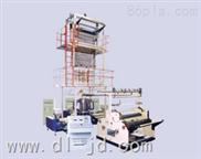 塑料薄膜吹膜机复合机组