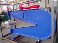 供应液压点式输送带修补机