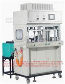 侧式双工位气液增压型低压注胶机