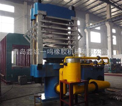 XLB-D/Q 400×400×2/3EVA橡塑发泡机 立柱式发泡平板硫化机