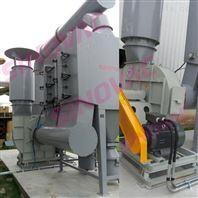 塑料厂中央集尘系统SINOVAC粉尘治理