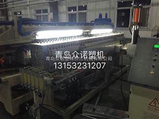 大口径pvc塑料板材生产线