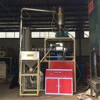 辽宁塑料磨粉机供货商 全自动pe磨粉机产量高粉尘小