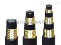 河北隆众橡胶专业生产高压钢丝编织胶管各类高压胶管