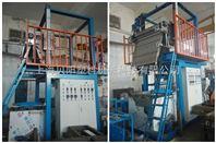 專業生產PVC熱縮膜吹膜機廠家標簽膜吹膜機