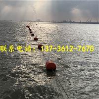 FT300东西湖警示浮体水库拦截浮条