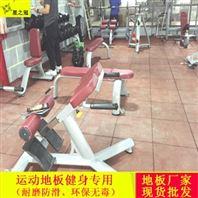 运动专用玉林PVC地胶健身房PVC地板胶价格