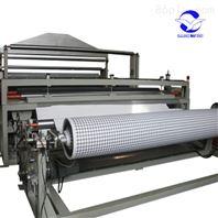 塑料网格栅复合装置设备