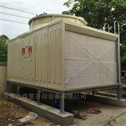 低噪音横流方形冷却塔100T