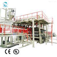 PVC廣告燈箱布/篷布/防水卷材生產線