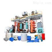 大型中空吹塑機可生產10000L容量