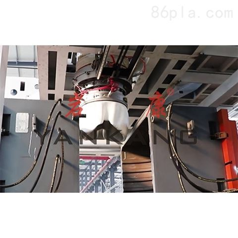 青岛岩康大型全自动中空吹塑机配件