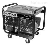 单三相等功率8千瓦汽油发电机AG8.0ST