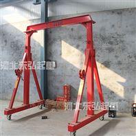 移动龙门架订制价格-单梁起重小型龙门吊