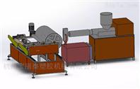高产600mm熔喷布生产线