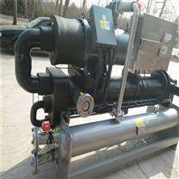 生产线用降温设备不锈钢螺杆式冷水机