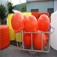 水上专用漂浮塑料浮球