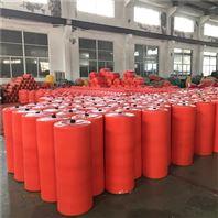 水上攔渣浮漂水庫組合式攔污浮排工程造價
