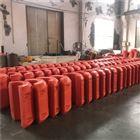 海上塑料托浮水库抽水管浮体生产工艺