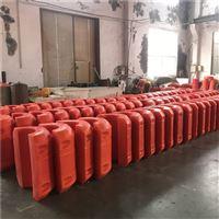 FT70*80*36海上塑料托浮水库抽水管浮体生产工艺