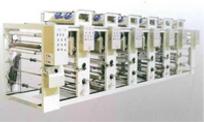 YSJ-B系列�M合式塑料薄膜凹版印刷�C